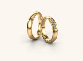 Обручальное кольцо #2