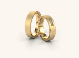 Обручальное кольцо #4