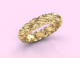 ring malia 585 gold